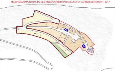 Aprovació inicial de la modificació puntual de les NNSS de Planejament del municipi d'Es Bòrdes
